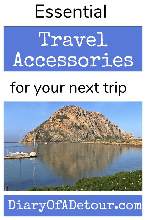 Essential travel accessories for your next trip