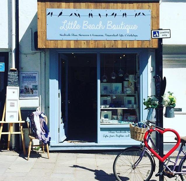 Little Beach Boutique shop front