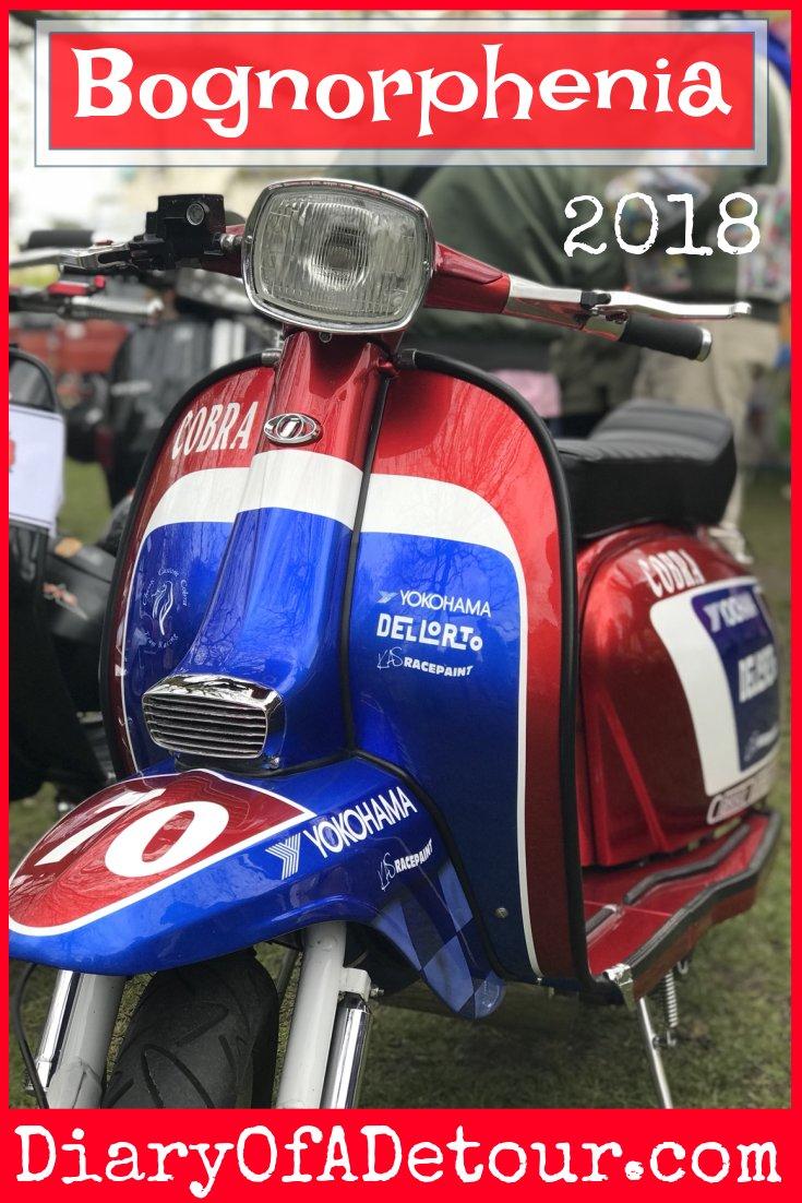 Cobra street racer at Bognorphenia 2018