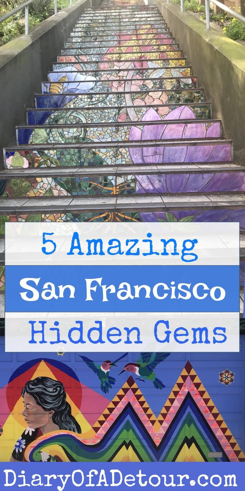 Hidden gems in San Francisco
