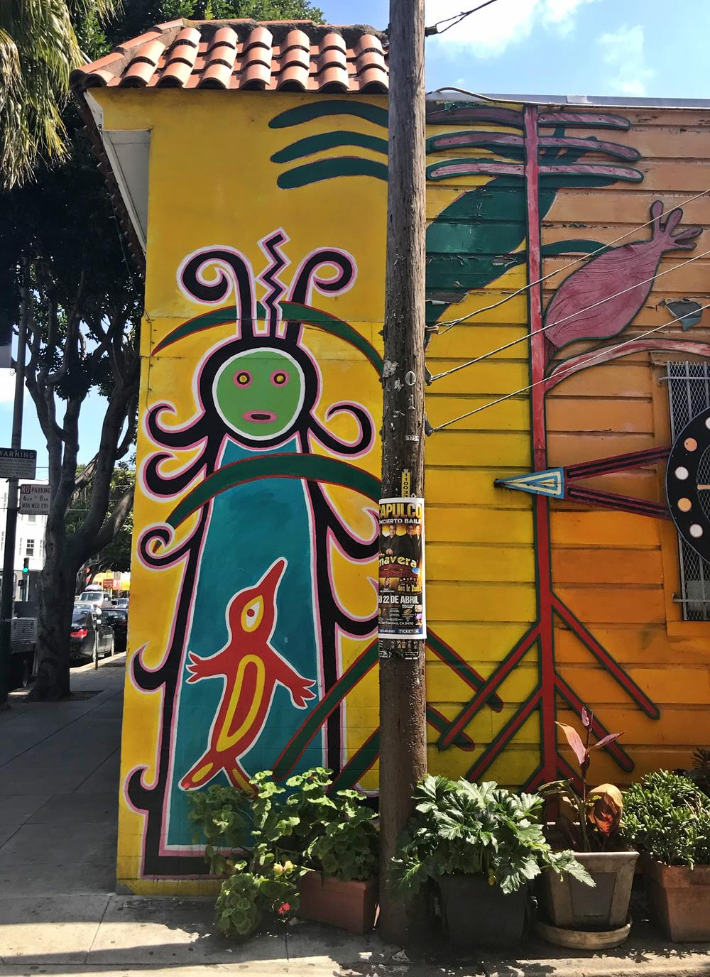 San Francisco Street Art Tour A Collection Of Stunning Murals And