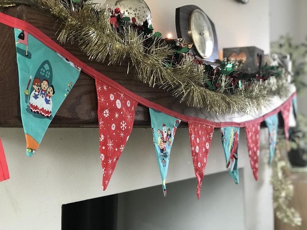 Easy Handmade Christmas Decorations • Diary Of A Detour