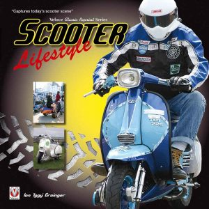 Iggy Grainger's Scooter Lifestyle book cover
