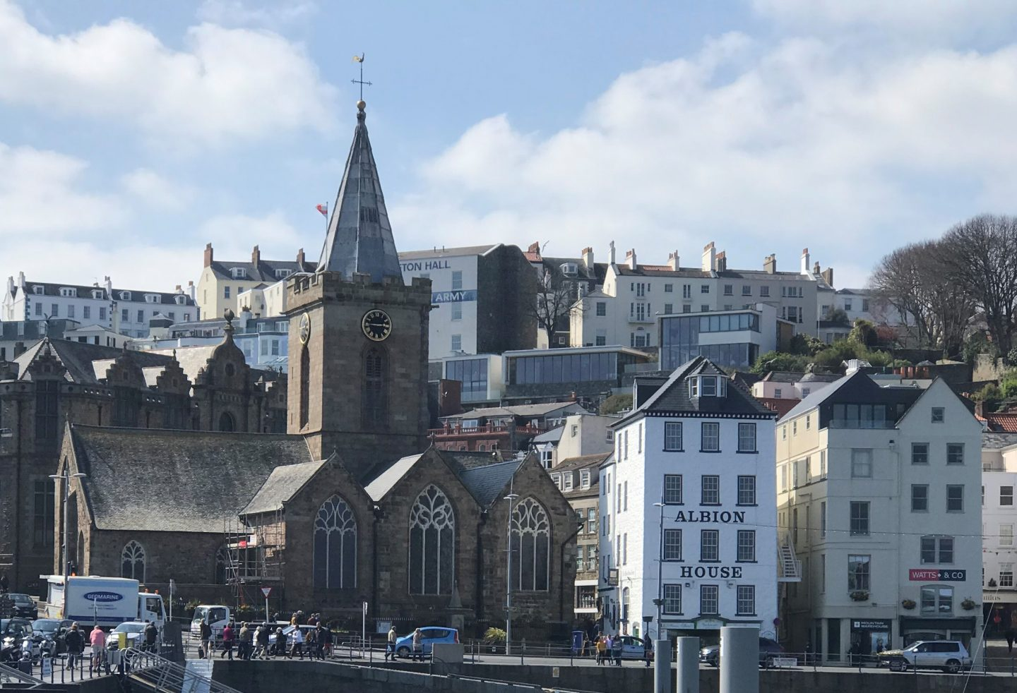 A Day In St Peter Port Guernsey Diary Of A Detour