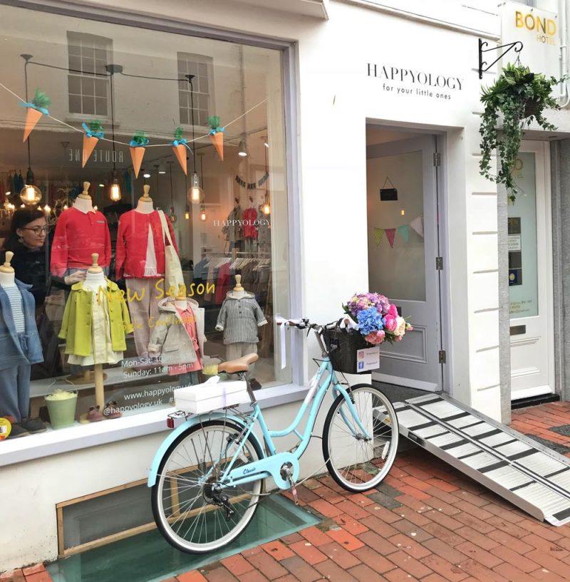 Happyology shop in Brighton