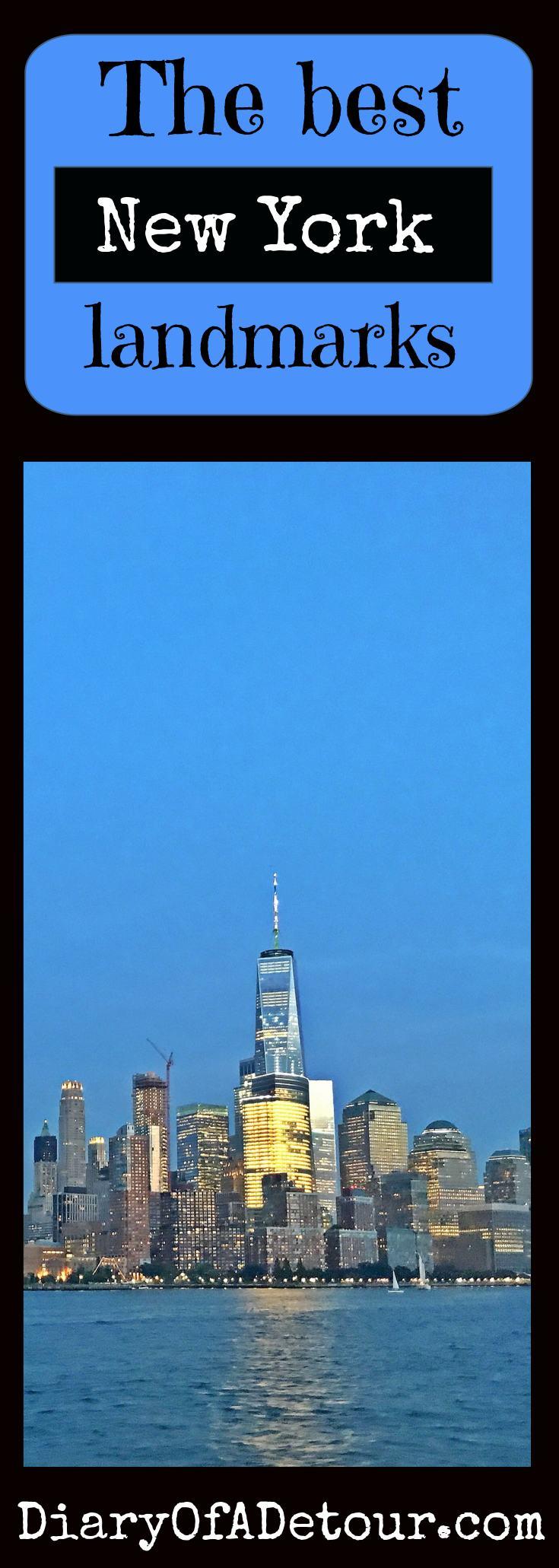 The best New York landmarks