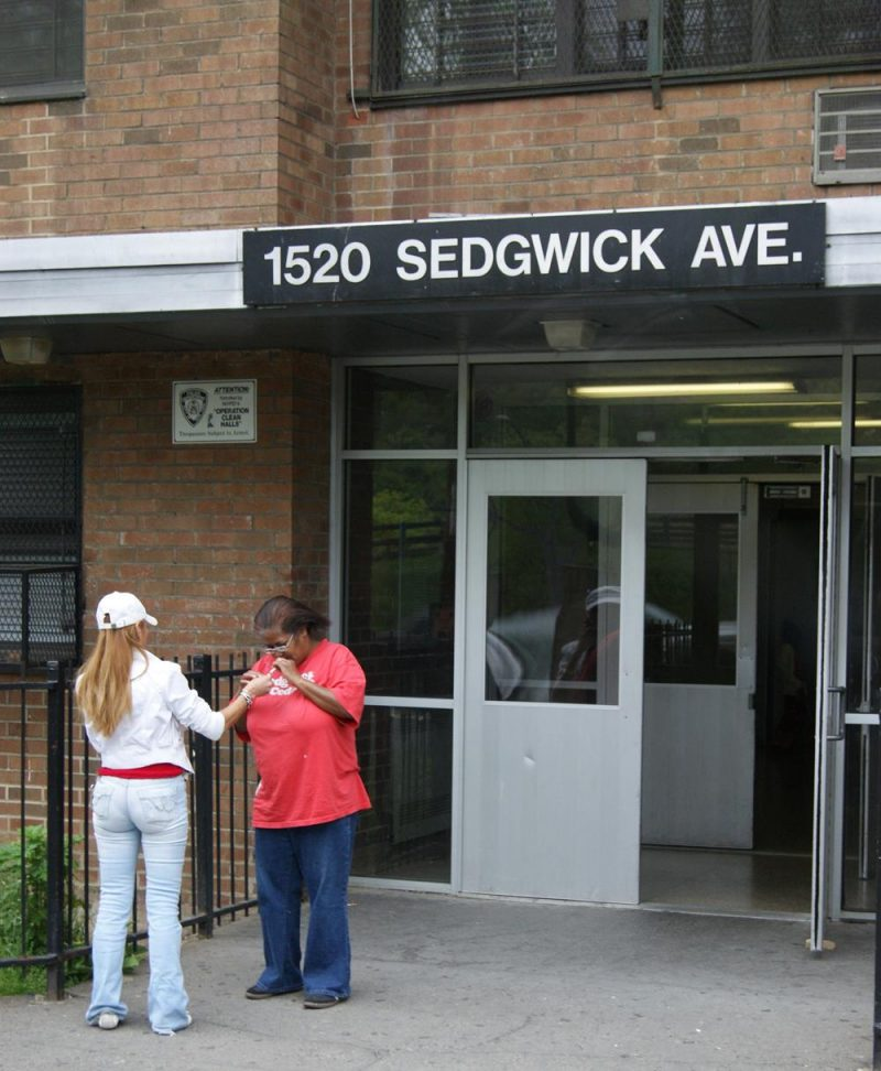 1520 Sedgewick Avenue, New York which is where hip hop began in 1973
