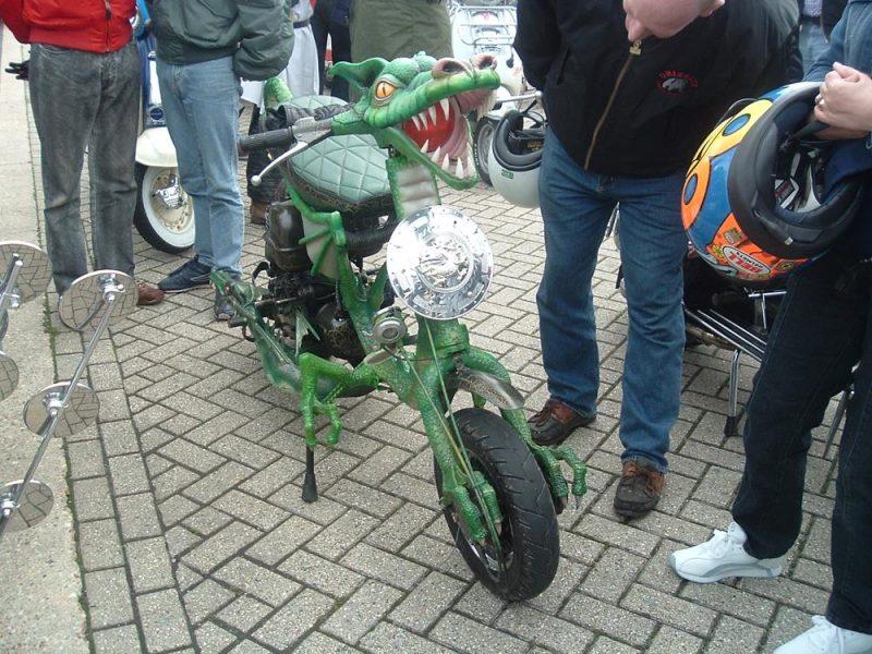 Dragon Lambretta