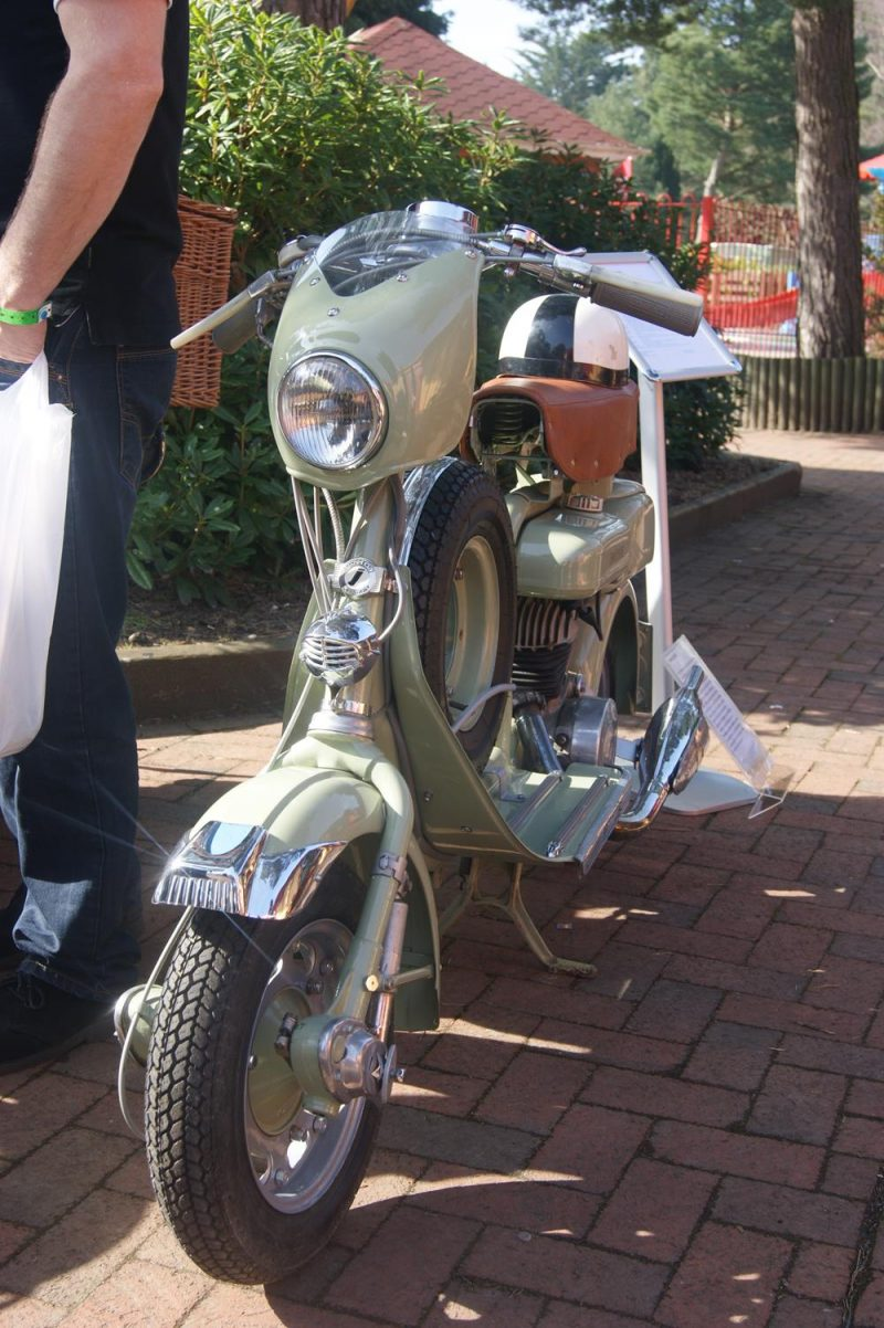 1950s Lambretta
