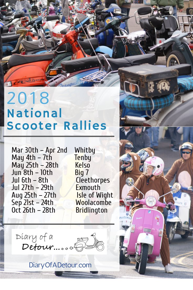 Cougars Near Me >> National Scooter Rally Dates 2018 : Diary Of A Detour ...