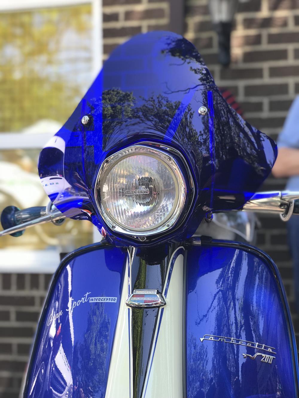 Lambretta flyscreen