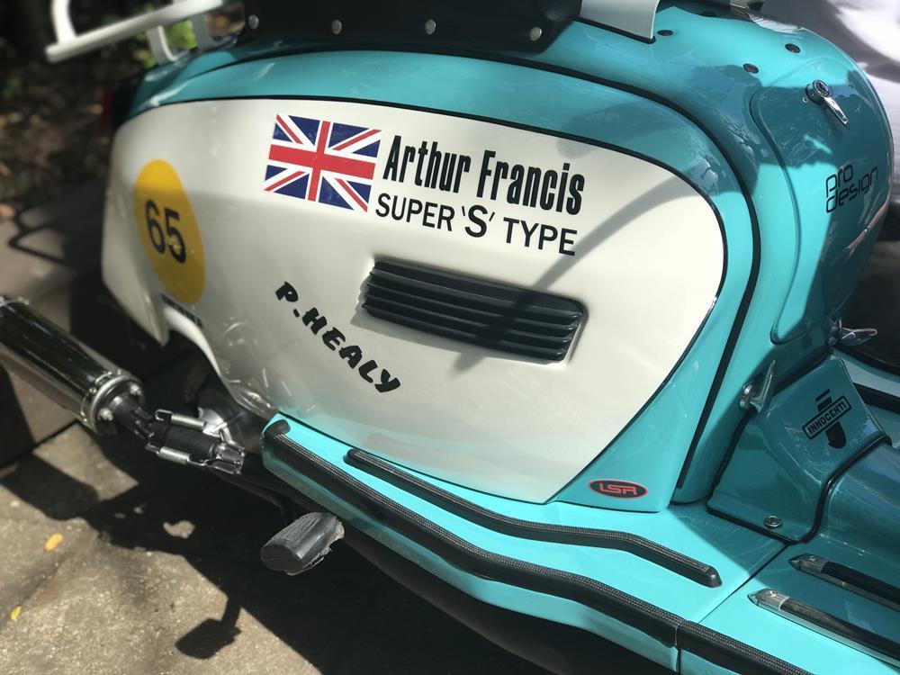 Arthur Francis S type