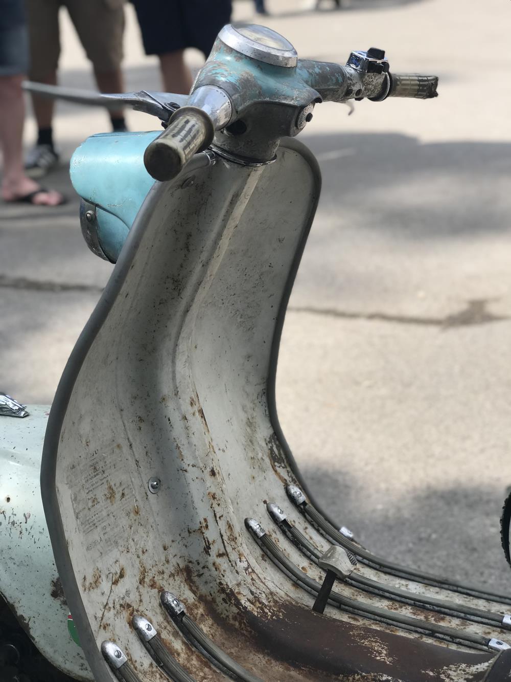 Lambretta Series 1