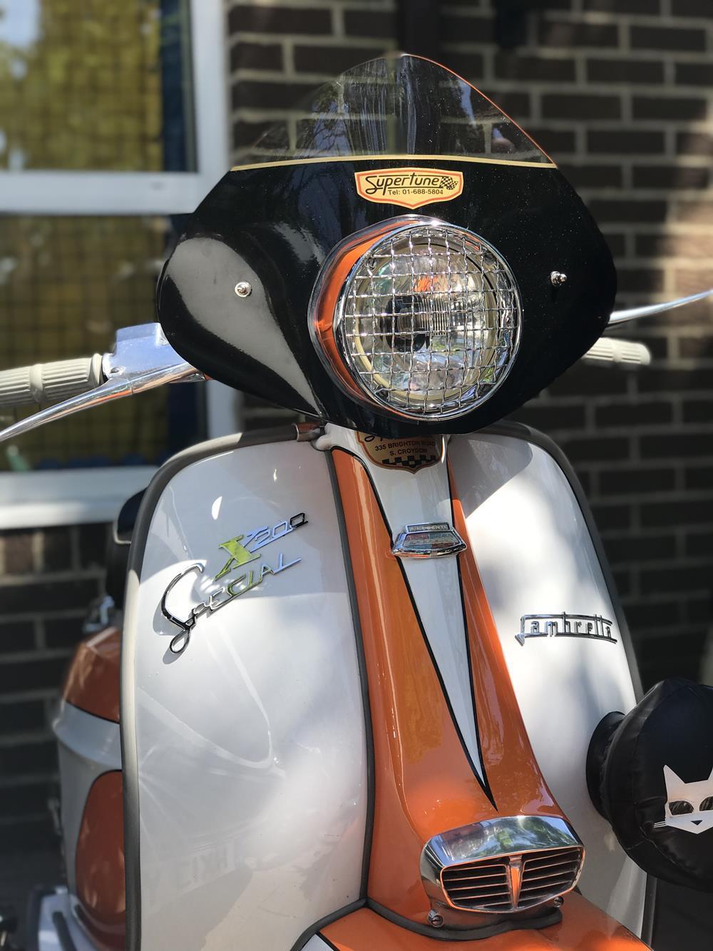 SX Lambretta