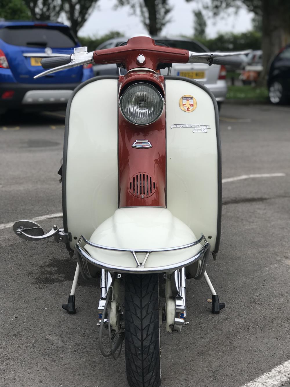 Lambretta Series 1 scooter