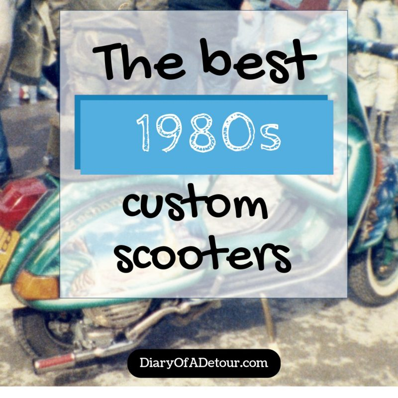 The best 1980s custom scooters