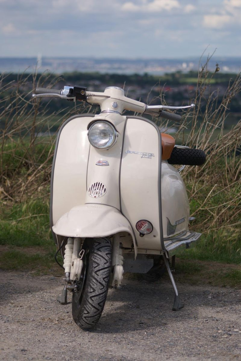 Lee Richards' Series 1 Lambretta