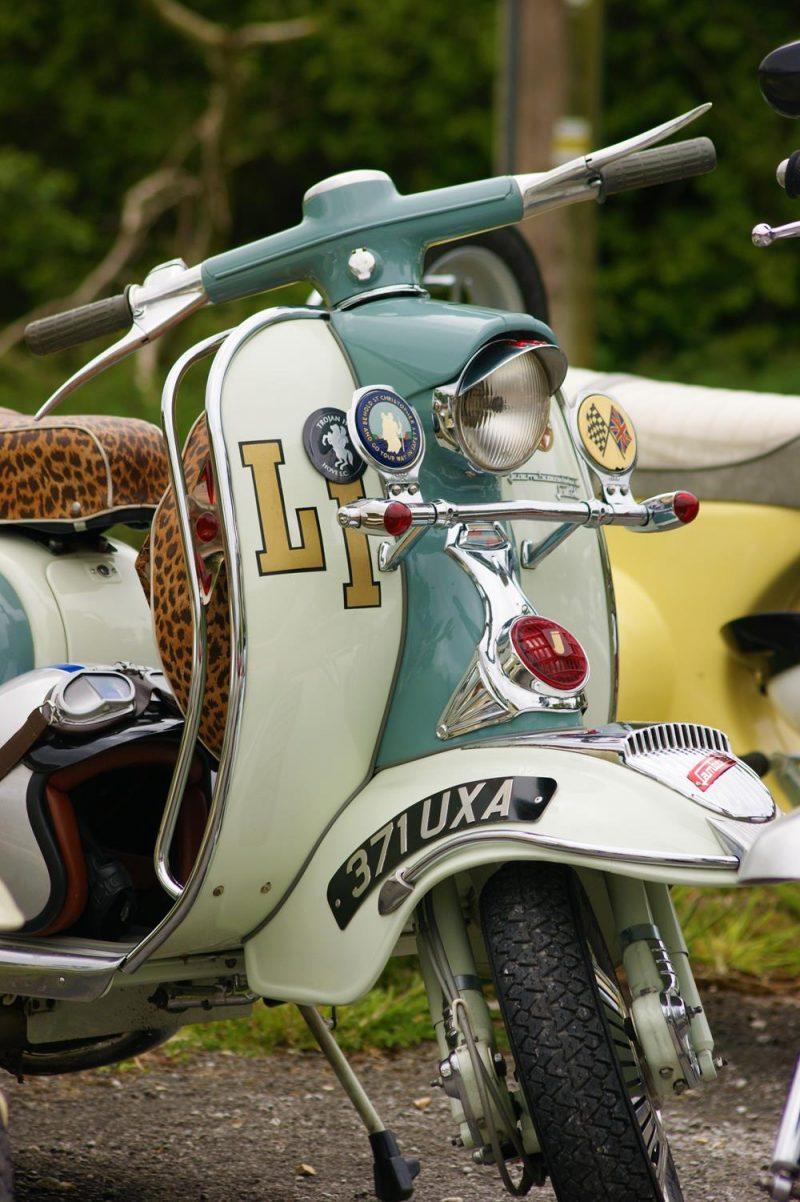 LI Lambretta Series 1